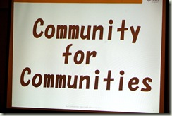 Community for Communities_photo_blog